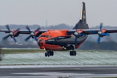 Cavok Air / AN12 / UR-CKL / EBBR 25L (_Wouter Cooremans) Tags: ebbr bru brusselsairport zaventem spotting spotter avgeek aviation airplanespotting cavok air an12 urckl 25l cavokair