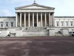 UK - London - Bloomsbury - Gower Street - UCL Main Quad - Octagon building (JulesFoto) Tags: uk london england southbankramblers bloomsbury ucl maincampus