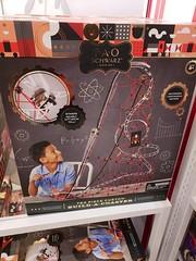 Build-A-Coaster (Joe Shlabotnik) Tags: toy macys rollercoaster cameraphone december2018 galaxys9 2018