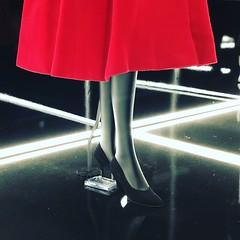 Cross the stream (vapour trail) Tags: christian dior fashion designer victoria albert va museum exhibition clothes style london