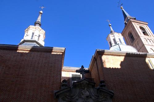IGLESIA DE SAN PEDRO EL VIEJO,MADRID DE LOS AUSTRIAS 8749 3-2-2019