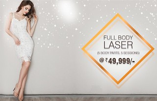 Full Body Laser Treatment Cost in India | VLCC India