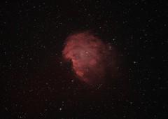 20190220-21-22 NGC2174 Monkey Head Nebula HaOiiiOiii (Roger Hutchinson) Tags: ngc2174 monkeyheadnebula nebula space astronomy astrophotography london ts65quad asi1600mmpro deepsky