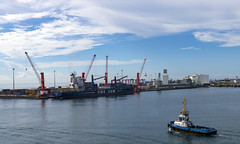 Port Tamatave / Порт Туамасина (dmilokt) Tags: море sea остров island port порт корабль лодка ship boat dmilokt