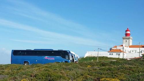 "Autocares Andujar en Cabo da Roca Portugal . Ecija alquilar autobus (2) • <a style=""font-size:0.8em;"" href=""http://www.flickr.com/photos/153031128@N06/33557854128/"" target=""_blank"">View on Flickr</a>"