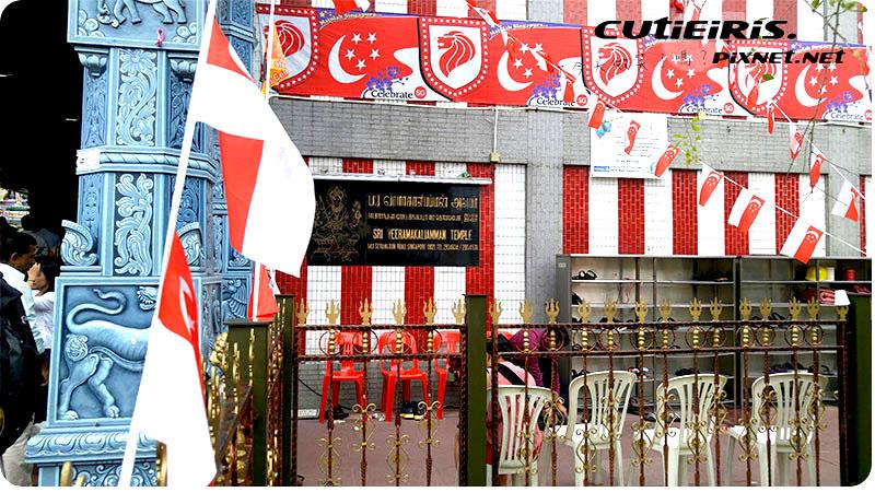 新加坡∥閒逛小印度區神秘又莊嚴印度廟維拉瑪卡里亞曼興都廟(Sri Veeramakaliamman Temple)批發慕達發中心(Mustafa Cente)壁畫很好拍哈芝巷(Haji Lane) 17 33569586908 7a48587f14 o