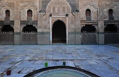 Bou Inania Madrasa, Fès, , January 2019 D700 536 (tango-) Tags: madrasa fez fes bouinania morocco maroc 摩洛哥 marruecos марокко المغرب