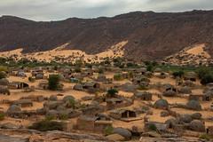 Little village 2 (s_andreja) Tags: mauritania desert village terjit huts