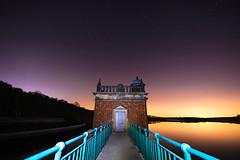 Swithland Reservoir (Alex Hannam) Tags: leicestershire leicester swithland reservoir longexposure night nightsky nikon stars sky