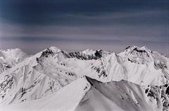 The Other Earth (Tamar Burduli) Tags: tamarburduli analog 35mm nature landscape mountains mountainscape travel sky skyscape clouds georgia gudauri caucasus zenit kodak
