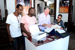 Recupeção de documentos de registros de cidadâos e da história de Itaboraí junto ao Arquivo Nacional (8) (itaborairj) Tags: recuperação documentos históricos registros arquivonacional itaboraí cultura 02042019