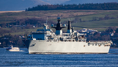 HMS Albion L14 Amphibious Transport Dock. (Ratters1968: Thanks for the Views and Favs:)) Tags: canon70d martynwraight ratters 1968 canon dslr photography digital eos warships ship navy war military fleet faslane greenock cloch jw jointwarrior2019 clyde riverclyde scotland sea water nato exjw19 hmsalbion royalnavy royal l14 amphibiouslandingdock marines