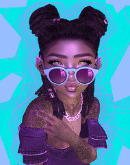 ^^Swallow^^ Ears Contest 2019 - Fubbydover Peapod (Fubbydover Peapod) Tags: catwa maitreya avatar fashion nightlook thelook hair outfit earrings jewelry secondlife sl model daylook contest profile portrait