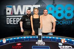 Stefano Schiano and Sandro Pitzanti (World Poker Tour) Tags: 888poker world poker tour malta
