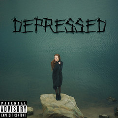 Depressed (YUNGSHADE) Tags: rapper rap trap music musician album art cover new rappers soundcloud sound soundcloudrap soundcloudrapper artist boston underground auto tune radio spotify youtube youtuber funny lit cool awesome lean purple drank artsy cartoon photography fame song songs full mumble