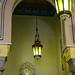 Interior at Jumeirah Mosque