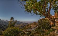 DSC02681 (karstenlützen) Tags: maroc atlasmountains antiatlas landscape hillside mountains idyllic scenery