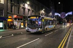 67089 SN65ZGG First Aberdeen (busmanscotland) Tags: 67089 sn65zgg first aberdeen sn65 zgg ad adl alexander dennis e20d enviro200 mmc enviro 200