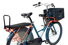 WorkCycles Fr8 Double Seat (@WorkCycles) Tags: bicycle bike child city double dubbel dubbelzit dutch family fiets fr8 kids kinder mamafiets seat transport transportfiets tweeling workcycles