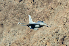 416th FLTS F-16D (thetford569) Tags: starwarscanyon military aircraftmilitary death valley california