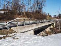 KLE420 Hauptstrasse Road Bridge over the Weisse Emme River, Escholzmatt, Canton of Lucerne, Switzerland (jag9889) Tags: 2019 20190216 6182 bach balkenbrücke beambridge bridge bridges bruecke brücke ch cantonlucerne cantonoflucerne centralswitzerland crossing entlebuch escholzmatt escholzmattmarbach europe fluss gkz534 hauptstrasse helvetia infrastructure innerschweiz kantonluzern kleineemmetributary lu lucerne luzern mainroad municipality outdoor pont ponte puente punt river road roadbridge schweiz snow span strassenbrücke stream structure suisse suiza suizra svizzera swiss switzerland waterway weisseemme weissemme winter wissemme zentralschweiz jag9889