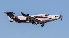Pilatus PC-12 N1TC (ChrisK48) Tags: kdvt aircraft pilatuspc12 airplane n1tc 1995 dvt phoenixaz phoenixdeervalleyairport