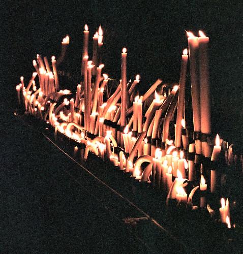 Fátima Shrine Candles (1)