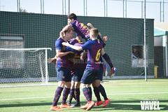 DSC_9712 (VAVEL España (www.vavel.com)) Tags: fcb barcelona barça masia cadete base cantera formativo nàstic dh fútbol football futebol soccer blaugrana azulgrana