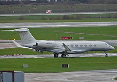 N650JK Gulfstream 650 (SteveDHall) Tags: aircraft airport aviation airfield aerodrome aeroplane airplane manchester manchesterairport 2019 egcc bizjet biz businessjet corporatejet executivejet privatejet n650jk gulfstream gulf glf6 gulfstream650 g650 g6