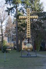 Friedhof (Frank Guschmann) Tags: 8 friedhof kreuz liesenstrasse frankguschmann nikond500 d500 nikon