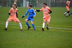 Season 2018-2019: U14 PO1 RSC Anderlecht - KRC Genk