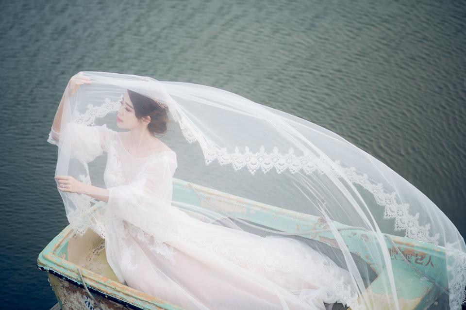 台南自助婚紗 女生都愛的仙仙風格婚紗 038