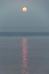 0950 Morning Sun on Ganges (Hrvoje Simich - gaZZda) Tags: sky sun morning misty reflection water river ganges varanasi india asia travel nikon nikond750 landscape waterscape nikkor283003556 gazzda hrvojesimich