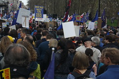 Put it to the People March (lazy south's travels) Tags: london england english britain british uk europe european eu europeanunion people man woman protester democracy democratic brexit