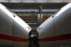 Alles Intercity (Maurits van den Toorn) Tags: trein train zug intercity db deutschebahn bahnhof gare station rot red rosso rouge