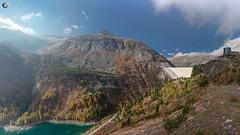 Kölnbreinsperre (dieLeuchtturms) Tags: hohetauern 16x9 österreich europa see kölnbreinsperre staumauer bergsee alpen alps austria carinthia europe hightauern kärnten lake malta at