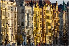 The Prague Perspectives (11) (kurtwolf303) Tags: prag praha prague tschechien buildings gebäude fassaden facades kurtwolf303 omd windows fenster urban olympusem1 microfourthirds cityscape architektur architecture häuser mirrorlesscamera