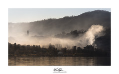 Morning Fog (Callegher Marco - The beauty in my eyes) Tags: lake lago orta italy fog nebbia morning