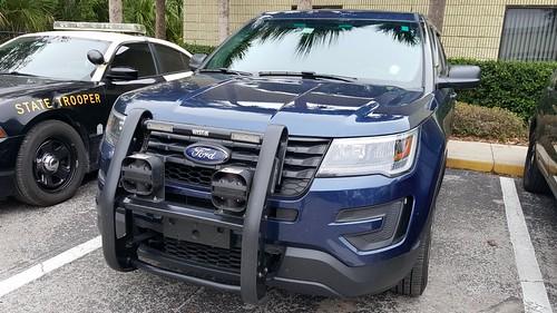 Florida Highway Patrol (FHP) Ford Police Interceptor Utility