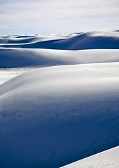 From Atop (Mark A. Morgan) Tags: white sands national monumentnew mexicomark a morgan dunes sand