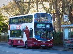 Lothian Buses 775 (SN56ADO) - 17-01-19 (peter_b2008) Tags: lothianbuses edinburgh volvo b7tl wright eclipsegemini 775 sn56ado buses coaches transport buspictures