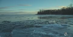 EOS_0119-1213-2 (DAN PHOTOGRAFIX) Tags: canon eos 6d reflex rehel stmichel paysage hiver winter sun soleil cold froid snow neige glace ice ciel sky nuage cloud river riviere eau water