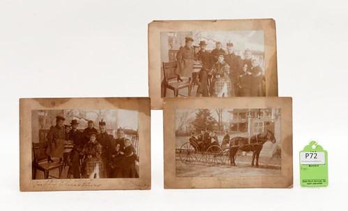 Staunton, VA Photographs lot of 3 ($179.20)