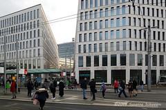 Baustelle Bahnhofsplatz 326 (Susanne Schweers) Tags: bahnhofsplatz bremen baustelle max dudler architekt bebauung hochhäuser citygate city gate
