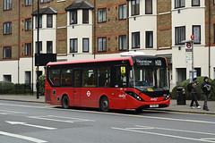 Abellio London 8141 (YX16OBS) on Route H20 (hassaanhc) Tags: abellio abelliolondon abelliogroup alexander dennis adl enviro enviro200 e200 e200mmc enviro200mmc
