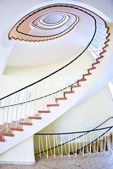 Pastel Eye (kuestenkind) Tags: treppenhaus staircase stairs treppe pastel northgermany hamburg