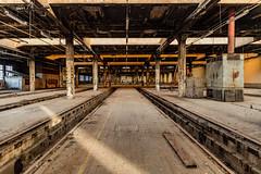 Urbex (St James Gate) Tags: abandonné abandoned forgotten industrial urbex belgium urbexbelgium ancien atelier sncbformer railway workshopurbex europe luxembourg arlon