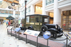 Post Delivery Vehicle (Ray Cunningham) Tags: national postal museum washington dc post office usps