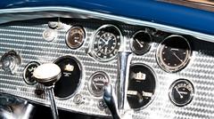 1929 Duesenberg J-111 Dual Cowl Phaeton Dashboard (ksblack99) Tags: duesenberg 1929 j111 dualcowl phaeton automobile classiccar gilmorecarmuseum hickorycorners michigan dashboard