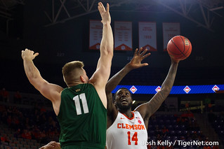 Clemson vs Wright State (NIT) Photos